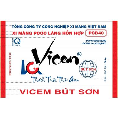 Xi măng bao PCB40 Bút Sơn